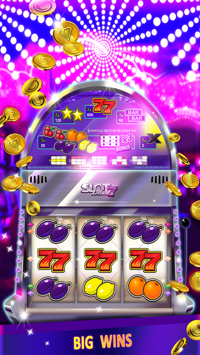 Color Slots Casino Screenshot