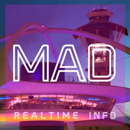 MAD AIRPORT - Realtime Guide- ADOLFO SUÁREZ MADRID