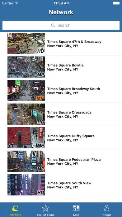 Times Square Live review screenshots