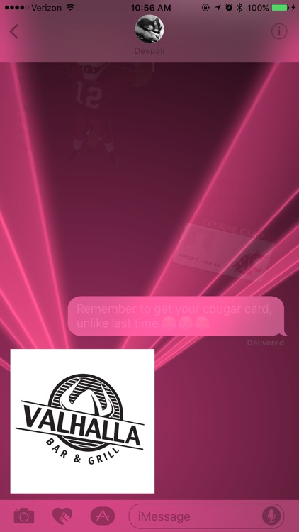 Coug Stickers screenshot-4