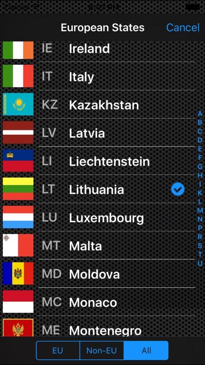 VAT CheckMachine screenshot-4