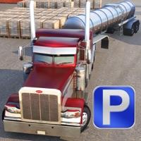 3D Semi Truck Parking Simulator 2017