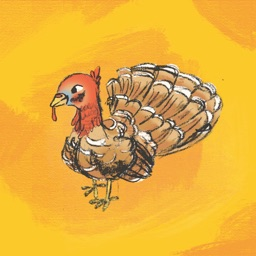 Thanksgiving Illustrated Sticker Pack