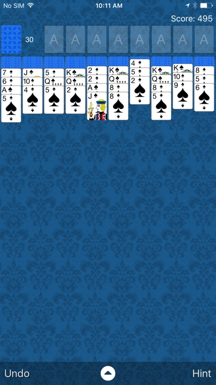 Spider Solitaire Classic screenshot-2