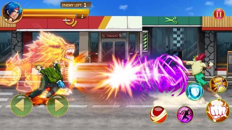 Master Karate Street screenshot-3