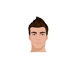 Hair Emoji - Sticker