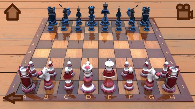 Chess App 3D screenshot-0