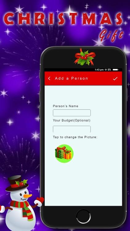 Christmas Gift List - Santa's Bag for Merry Christ screenshot-3