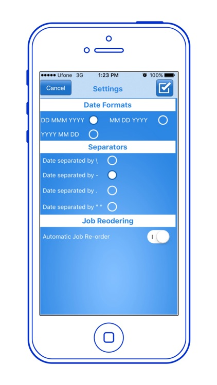 Resume Manager - Resume Writing App for Job Search screenshot-3