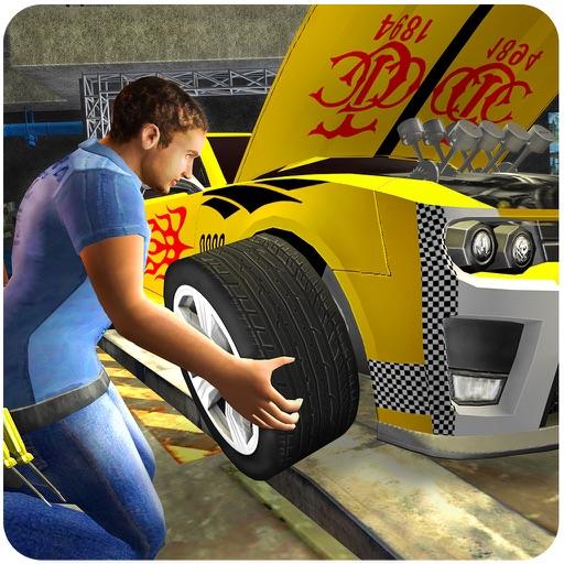 Автомеханик Simulator - Авто Ремонт мастерская игр