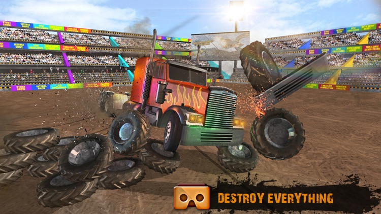 VR Demolition Derby Xtreme Racing screenshot-4