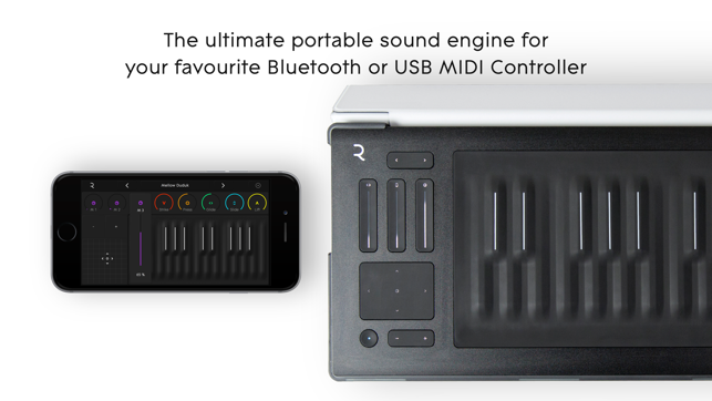 Seaboard 5D on the App Store