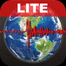 Earthquake Lite - Realtime Tracking App