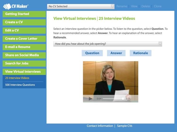 CV Maker™ Platinum screenshot-4