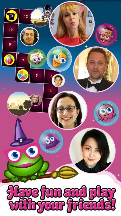 Bubble Magic World screenshot-4