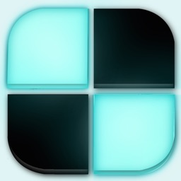 Glowing Piano Tiles (Don't Tap The Black Tiles)
