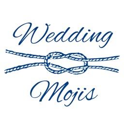 WeddingMojis - Wedding Stickers for iMessage