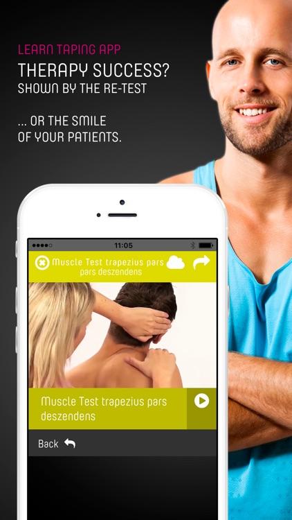 Learn Taping App screenshot-4