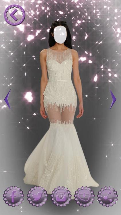 Wedding Dress Up Fashion Salon Virtual Makeover Game