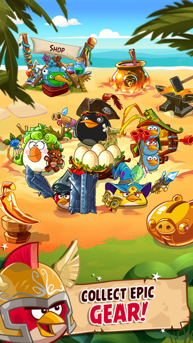 download Angry Birds Epic RPG apps 3