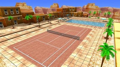 Крутой теннис 3 - Hit Tennis 3 Скриншоты4