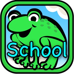 Frog Game - SCHOOL - sounds for reading