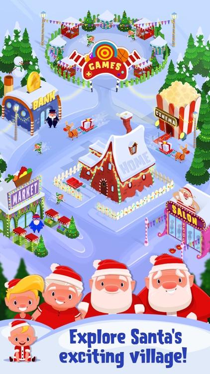 My Newborn Santa - Grow A Christmas Baby screenshot-4