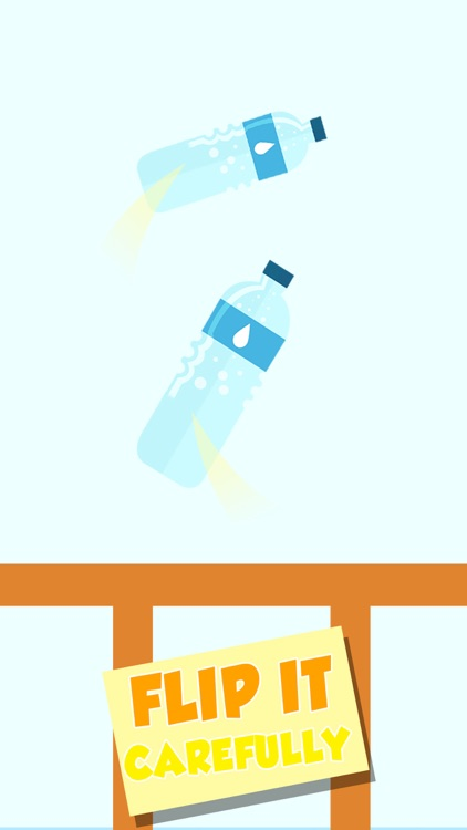 Water Bottle flip: Endless Challenge screenshot-3