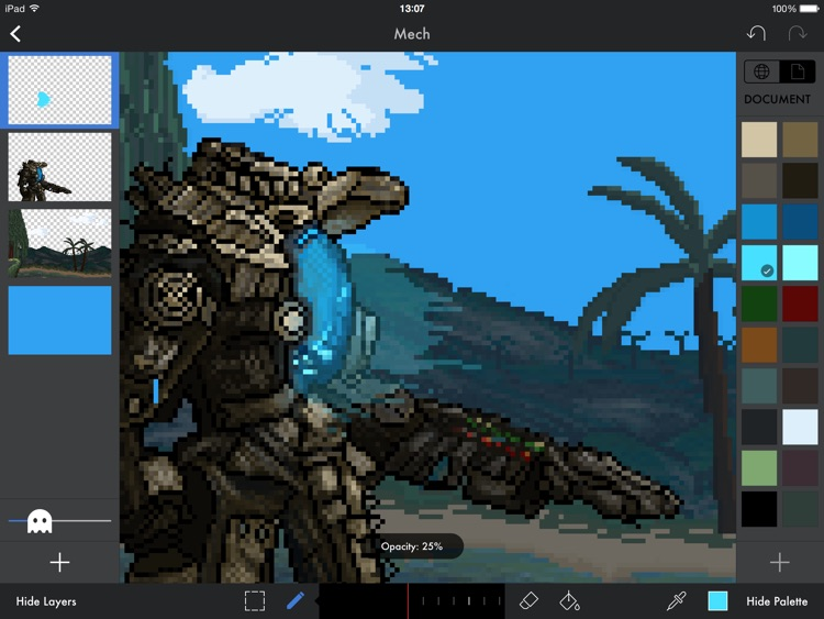 Pixaki (Legacy Support Edition) screenshot-3
