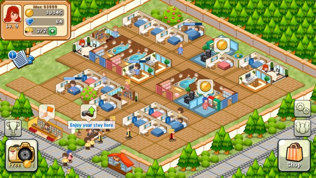 Hotel Story On The App Store - Hotel design games