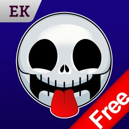 Scary Keyemoji Free Halloween Sticker Gif Emoji