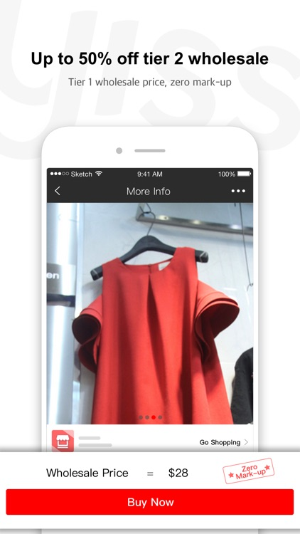 YISS-Korean Clothing Wholesale by YISS Co , Ltd