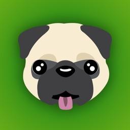 Pug Emoji