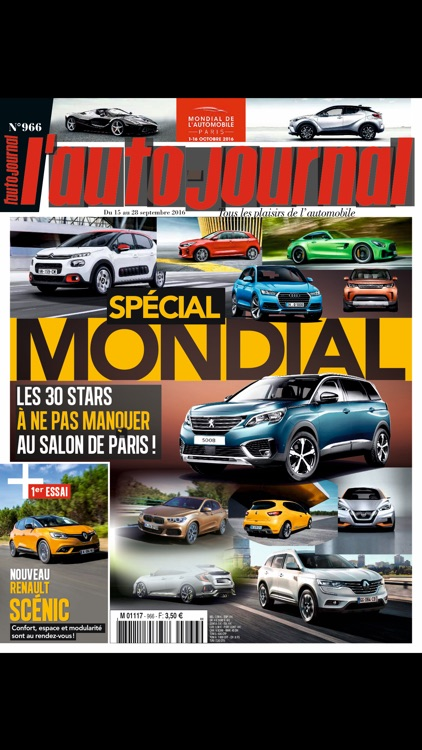 L'Auto-Journal Magazine screenshot-3