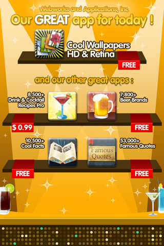 8,500+ Drink Recipes screenshot 2