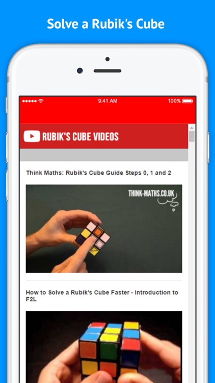 How to Sovle Rubiks Cube in 30 seconds