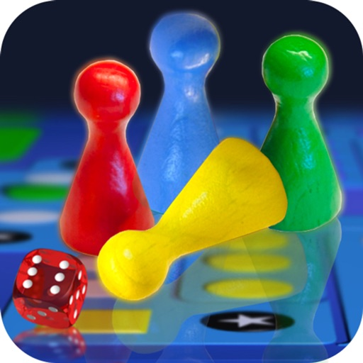 3D Ludo Deluxe : New Top Strategy Game 2016 icon