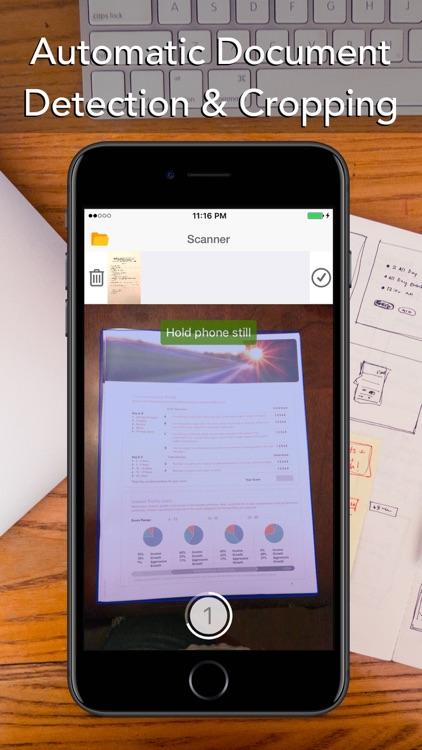 Document Scanner - PDF Scanner App