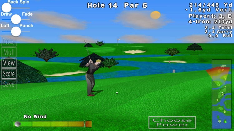 GL Golf Lite screenshot-0