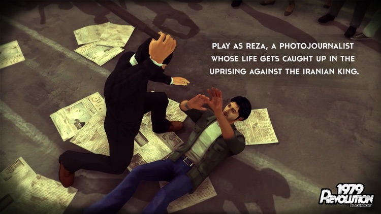 1979 Revolution: A Cinematic Adventure Game screenshot-0