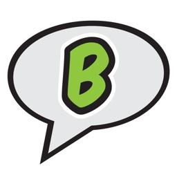 Blurby - Speech Balloons