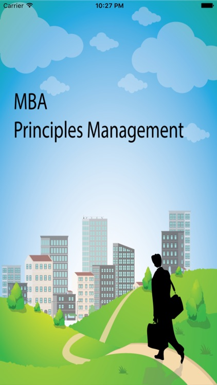 MBA Principles Management