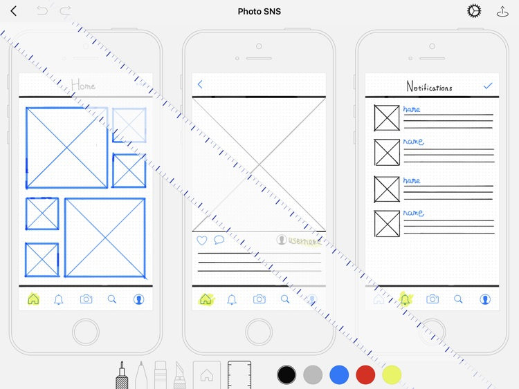 Bluprint for UX Design screenshot-3
