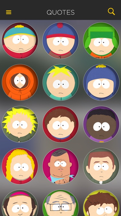 The Official South Park App