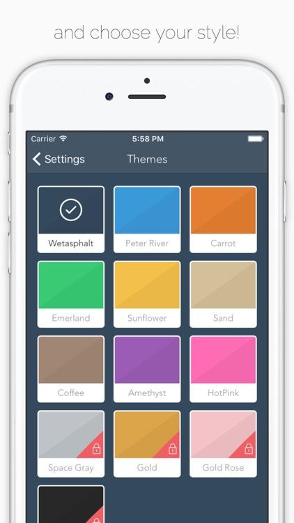 vNote - Visual Note screenshot-4