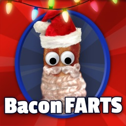 Bacon Farts App - Best Fart Sounds - Santa Edition