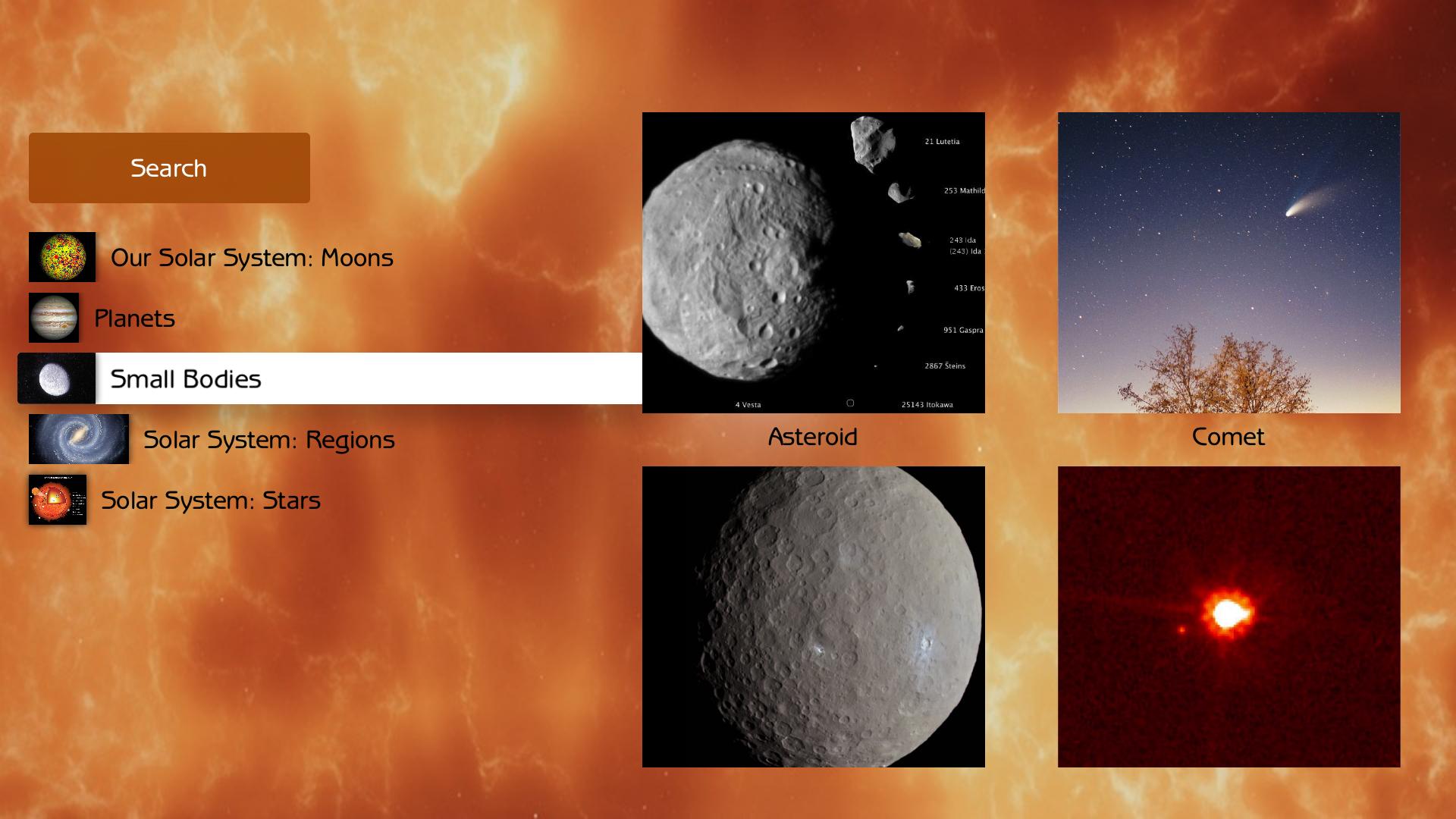 Solar System Planets screenshot 16