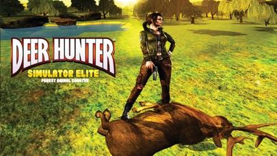 Deer Hunting Simulator Elite Forest Animal Shooter
