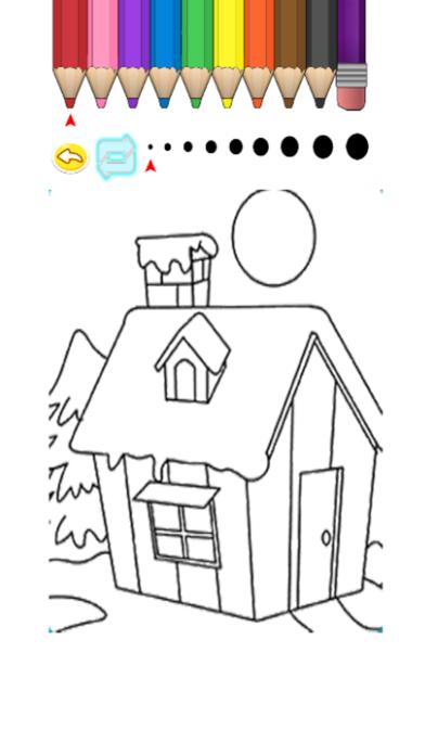 Kids Coloring Book - Sawatari screenshot two