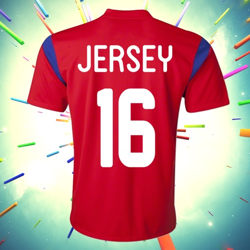 Make My Football Jersey –Create Your Soccer Jersey